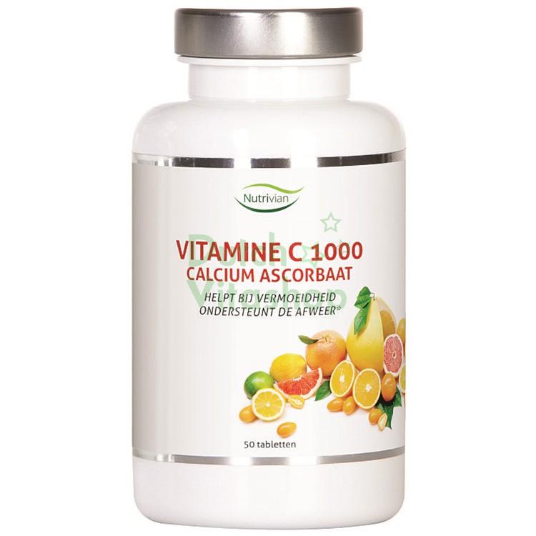 Vitamine C Calcium Ascorbaat